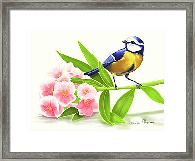 Nature Framed Print by Veronica Minozzi