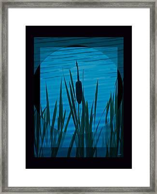 Natures Center Framed Print by Debra     Vatalaro