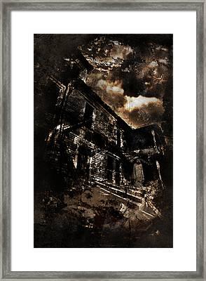 Neighbor Framed Print by Torgeir Ensrud