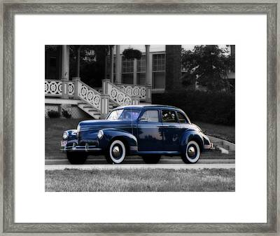 New Paint Framed Print by Ms Judi