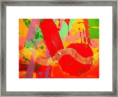 Nexus  II Framed Print by John  Nolan