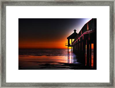 Nightshade Framed Print by Pixel Perfect by Michael Moore
