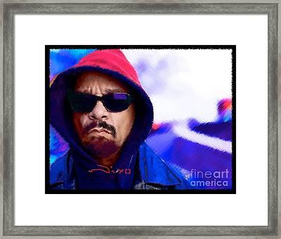 Nixo.10.23.2011 Framed Print by Nixo Inc