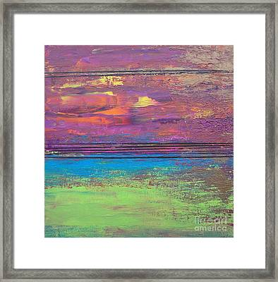 No. 218 Framed Print by Jacqueline Athmann