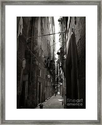 Nostalgia Framed Print by Ivy Ho