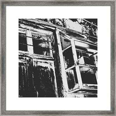 Nostalgia Framed Print by Keren Shiker