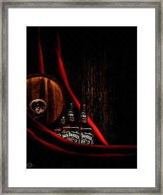 Oh Jack Framed Print by Lourry Legarde