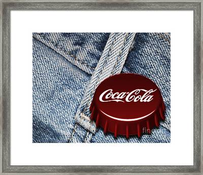 Old Favorites Framed Print by Cheryl Young