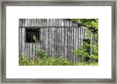 Old Haunts Framed Print by JC Findley