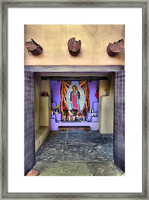 Old Town Chapel II Framed Print by Steven Ainsworth