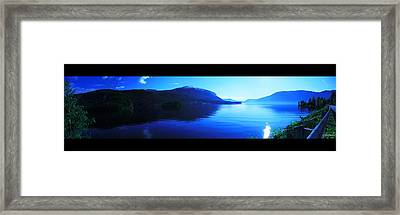 Olden Framed Print by Chad Bromley