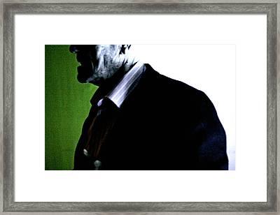 Older Framed Print by Rui Velindro