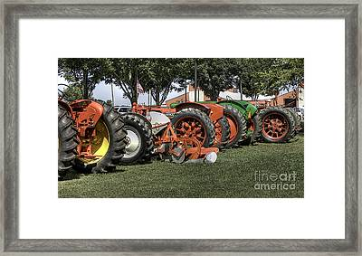 Oldies But Goodies Framed Print by David Bearden