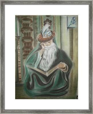Omar Khayyam Framed Print by Prasenjit Dhar