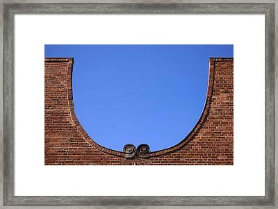 Omega Framed Print by RicardMN Photography