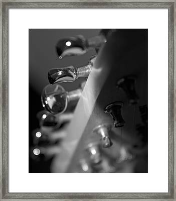 Once Framed Print by Betsy C Knapp