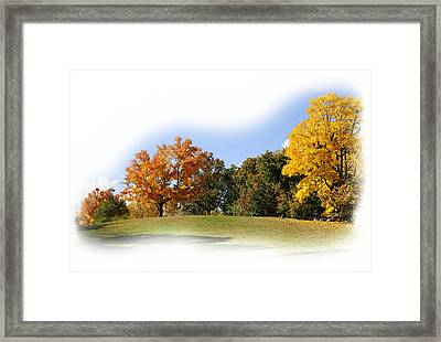 Once Upon A Time Framed Print by Luke Moore