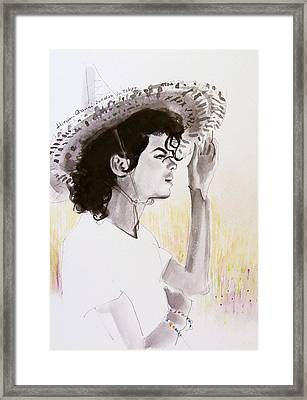One Day In Your Life Framed Print by Hitomi Osanai