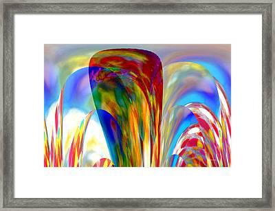 One Summer Dream Framed Print by Maria Urso