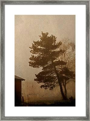 One Sunday Framed Print by Odd Jeppesen