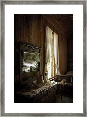 One Woman's Life Framed Print by Lynn Palmer