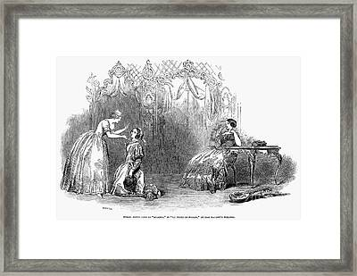 Opera: Marriage Of Figaro Framed Print by Granger