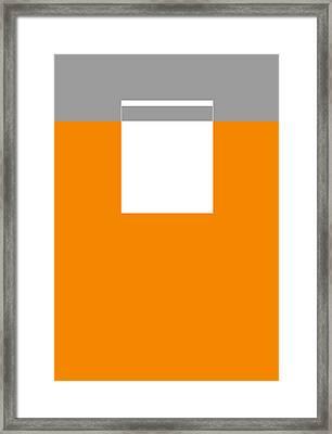Ore Framed Print by Naxart Studio