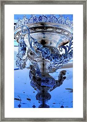 Ornate Framed Print by Randall Weidner