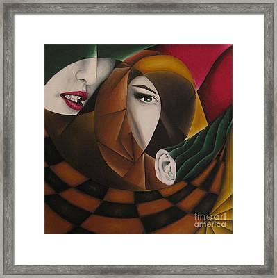 Ossa Framed Print by Kleopatra Aurel