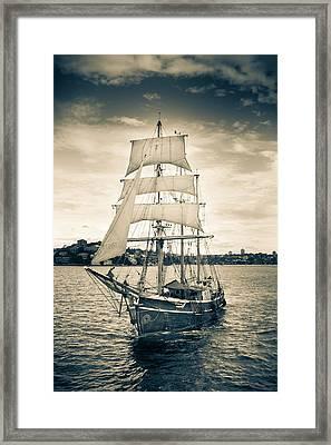 Our Days Of Glory Framed Print by Zarija Pavikevik