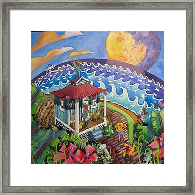 Out Of This World Framed Print by Codie Carman