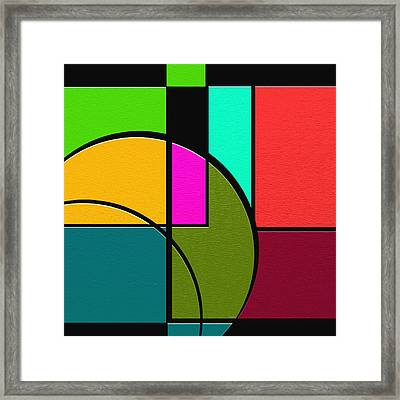 Outs Framed Print by Ely Arsha