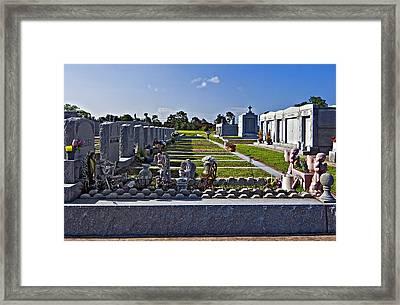 Overkill Framed Print by Steve Harrington