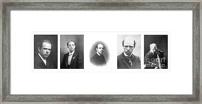 Pablo Casals, Spanish-catalan Cellist Framed Print by Photo Researchers