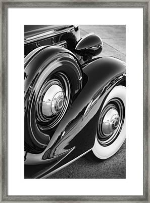 Packard One Twenty Framed Print by Gordon Dean II
