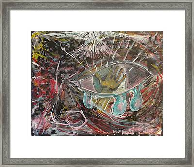 Palingenesis Framed Print by Shadrach Ensor