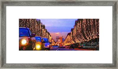 Paris 04 Framed Print by Yuriy  Shevchuk