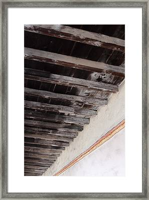 Past Looking Up  Framed Print by Viktor Savchenko