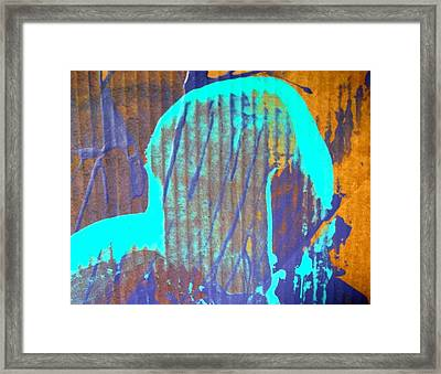 Peace For Hoodies     Someday Soon Framed Print by Bruce Combs - REACH BEYOND
