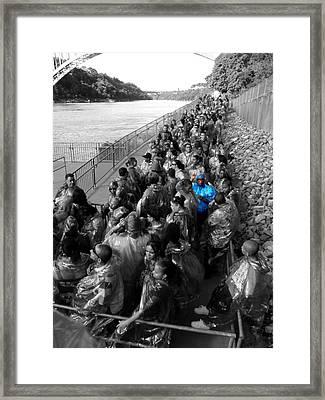 Peace Framed Print by Mark J Seefeldt