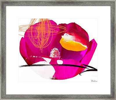 Pedro's Sister 2 Framed Print by Geronimo