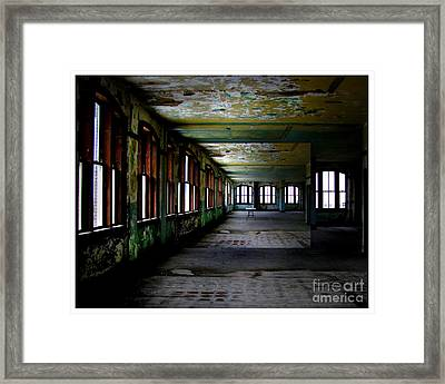 Penthouse  Framed Print by Tammy Cantrell
