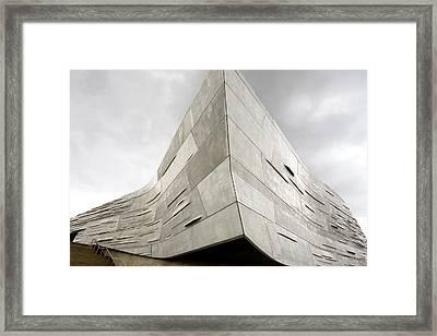 Perot Museum Framed Print by Ross Odom