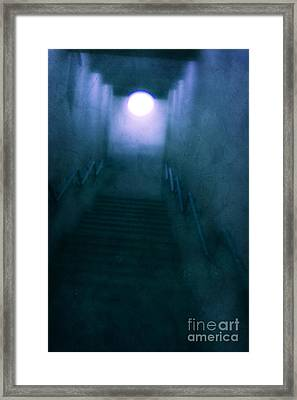 Phantasm Framed Print by Andrew Paranavitana