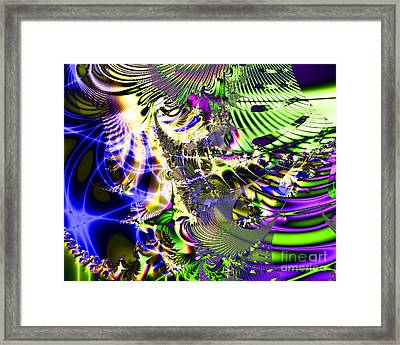 Phantasm Framed Print by Wingsdomain Art and Photography