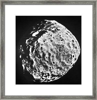 Phobos Framed Print by Ria Novosti