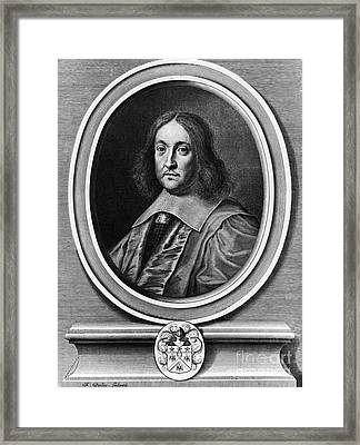 Pierre De Fermat, French Mathematician Framed Print by Photo Researchers, Inc.