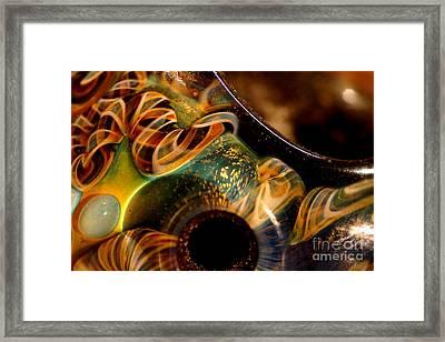 Pipe Dreams Framed Print by Lynda Dawson-Youngclaus