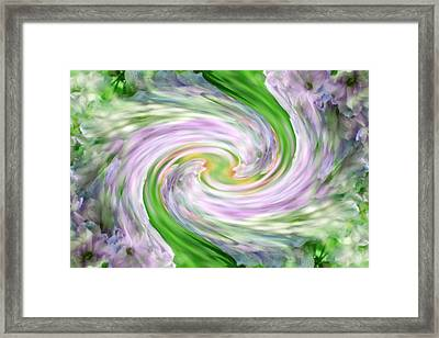 Piscean Framed Print by Anthony Rego