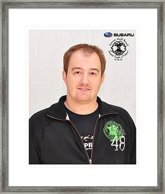 Portrait #11 Framed Print by PhotoChasers